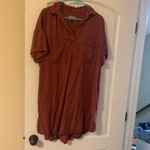 Collared Dress